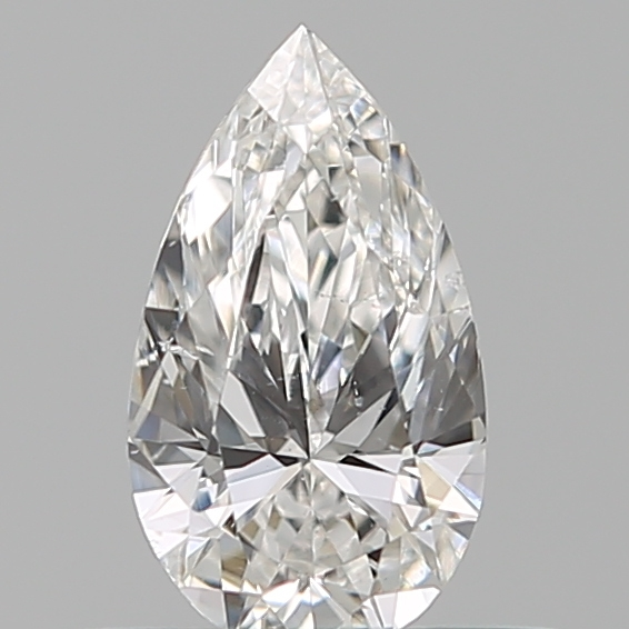0.32 Carat Pear Loose Diamond, E, SI1, Excellent, GIA Certified