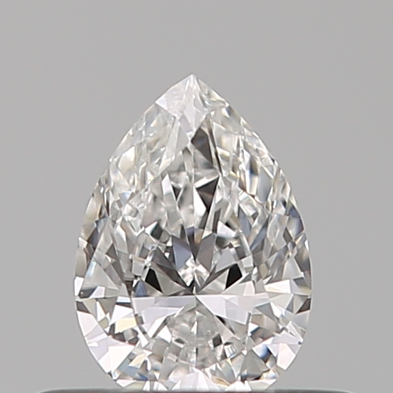 0.30 Carat Pear Loose Diamond, D, VS2, Ideal, GIA Certified