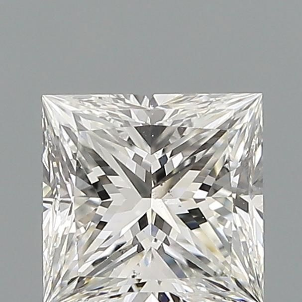 0.80 Carat Princess Loose Diamond, G, VS2, Super Ideal, GIA Certified