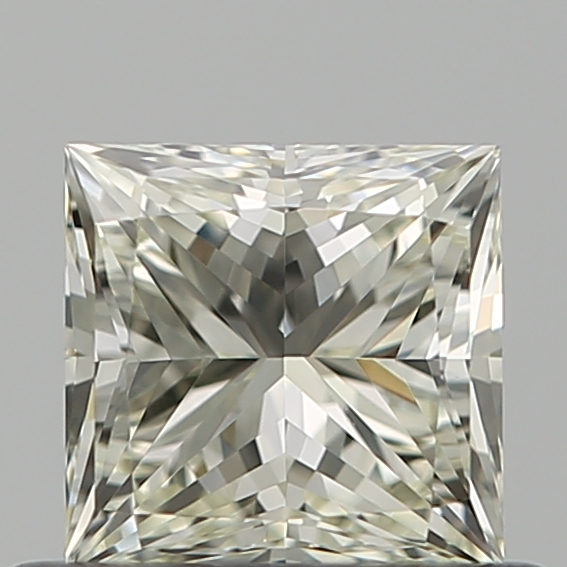 0.50 Carat Princess Loose Diamond, M, VS1, Super Ideal, GIA Certified