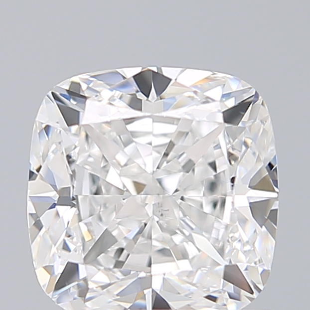 1.40 Carat Cushion Loose Diamond, E, VS2, Excellent, GIA Certified