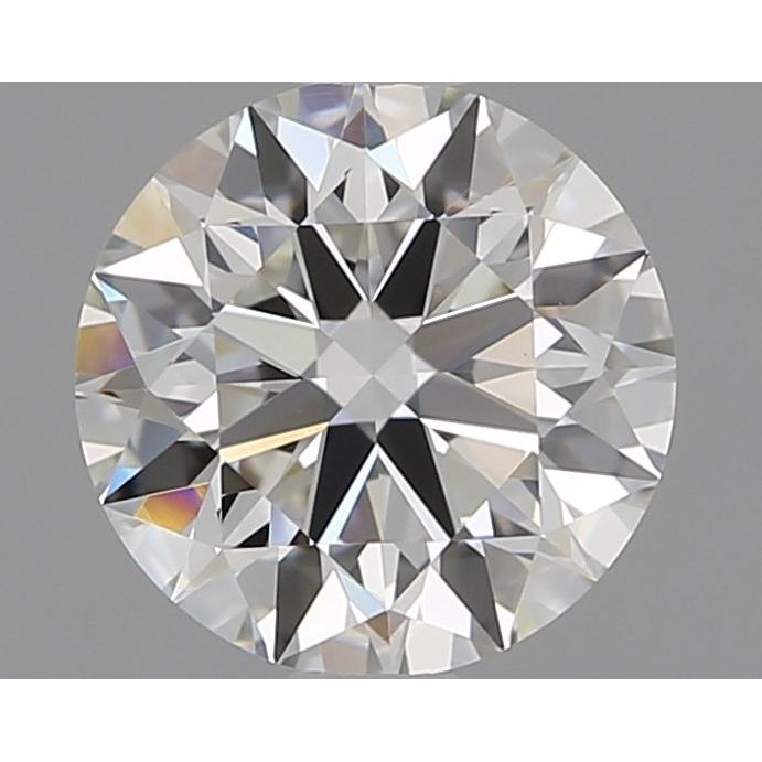 1.10 Carat Round Loose Diamond, H, VS1, Super Ideal, GIA Certified