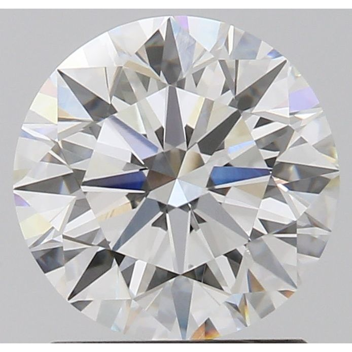 1.31 Carat Round Loose Diamond, D, VVS1, Super Ideal, GIA Certified