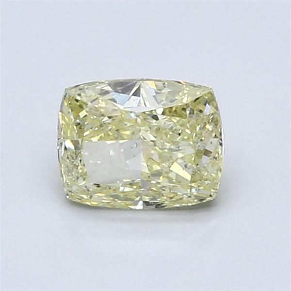 1.03 Carat Cushion Loose Diamond, FLY FLY, SI2, Super Ideal, GIA Certified