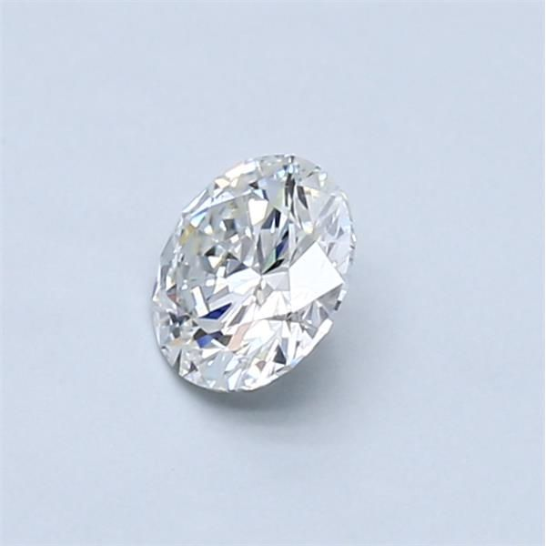 0.45 Carat Round Loose Diamond, G, IF, Excellent, GIA Certified