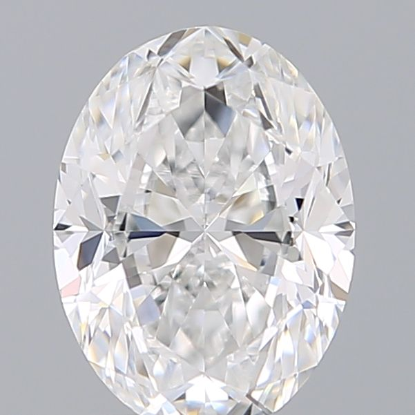 1.01 Carat Oval Loose Diamond, D, VVS1, Excellent, GIA Certified