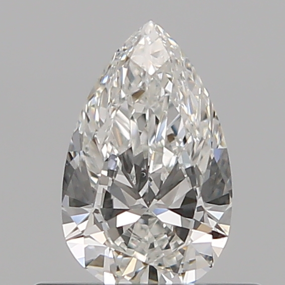 0.40 Carat Pear Loose Diamond, F, VS1, Super Ideal, GIA Certified | Thumbnail