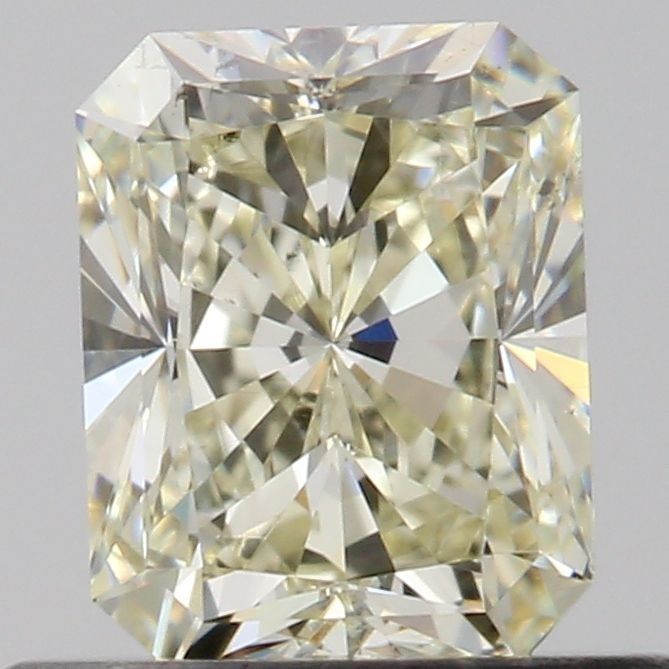 0.50 Carat Radiant Loose Diamond, M, SI2, Ideal, GIA Certified