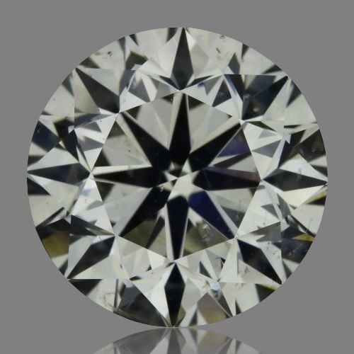 3.00 Carat Round Loose Diamond, K, SI2, Excellent, GIA Certified