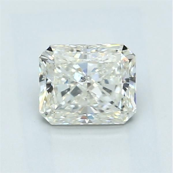 1.01 Carat Radiant Loose Diamond, K, SI1, Super Ideal, GIA Certified