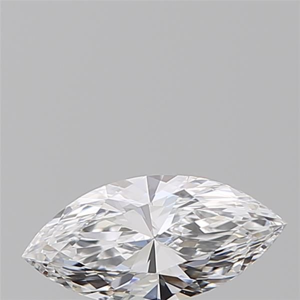 0.40 Carat Marquise Loose Diamond, D, VS1, Ideal, GIA Certified