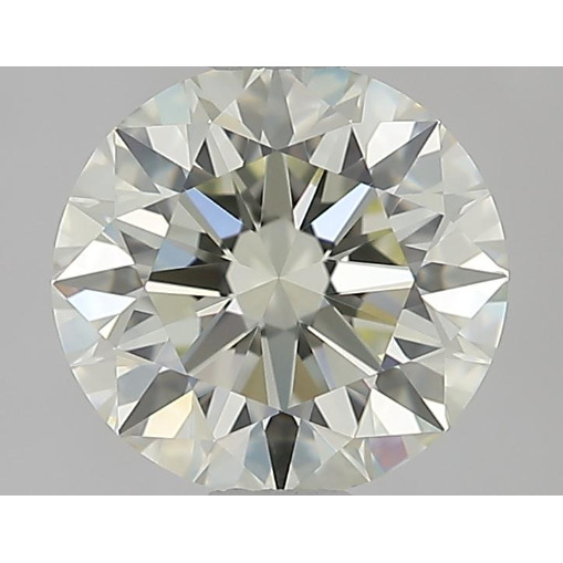 1.14 Carat Round Loose Diamond, M, IF, Super Ideal, GIA Certified