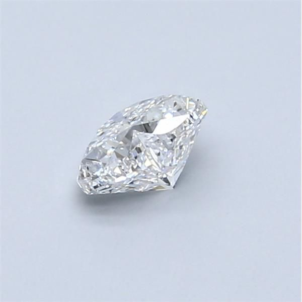 0.45 Carat Heart Loose Diamond, E, VS2, Super Ideal, GIA Certified