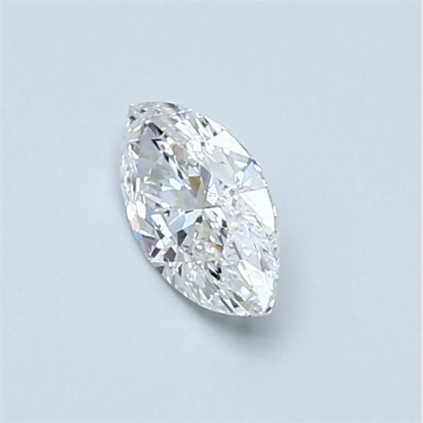 0.45 Carat Marquise Loose Diamond, E, SI1, Excellent, GIA Certified
