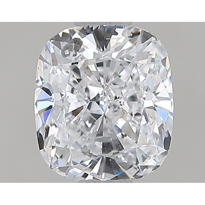 1.00 Carat Cushion Loose Diamond, D, I1, Excellent, GIA Certified