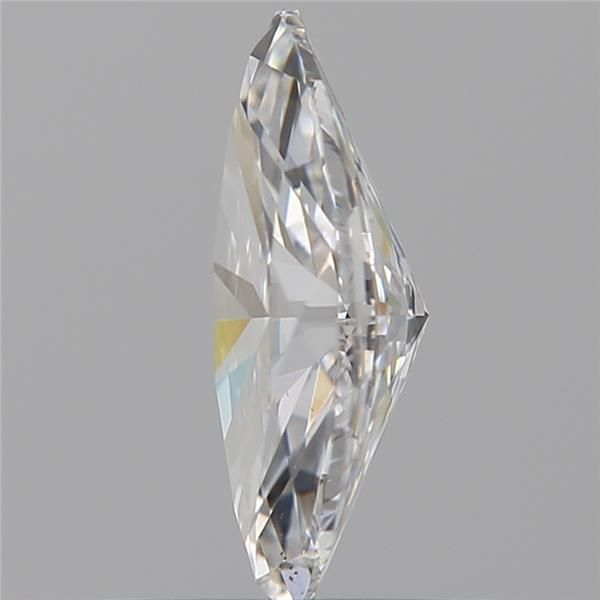 0.51 Carat Marquise Loose Diamond, D, SI1, Ideal, GIA Certified