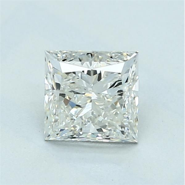 1.01 Carat Princess Loose Diamond, J, VS2, Ideal, GIA Certified