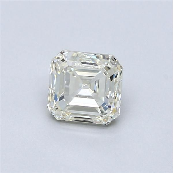 1.01 Carat Asscher Loose Diamond, M, VVS2, Ideal, GIA Certified