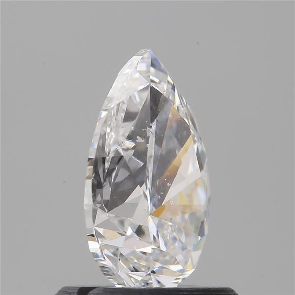 0.97 Carat Pear Loose Diamond, D, SI2, Excellent, GIA Certified