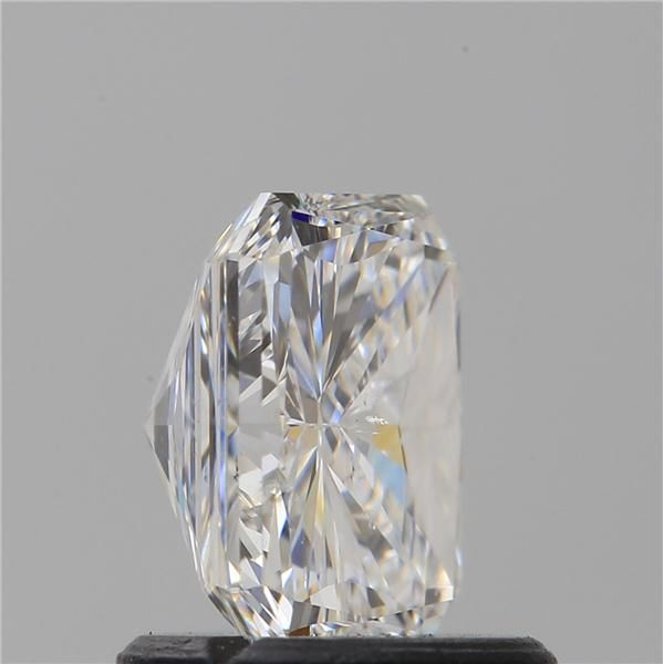 0.96 Carat Radiant Loose Diamond, F, I1, Excellent, GIA Certified