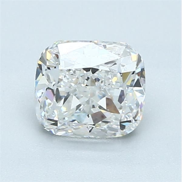 1.21 Carat Cushion Loose Diamond, E, SI1, Excellent, GIA Certified
