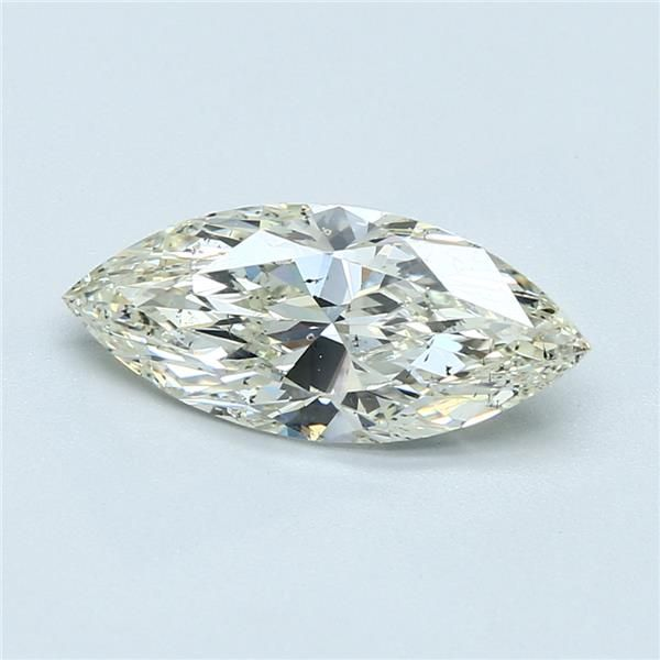2.06 Carat Marquise Loose Diamond, M, SI2, Ideal, GIA Certified