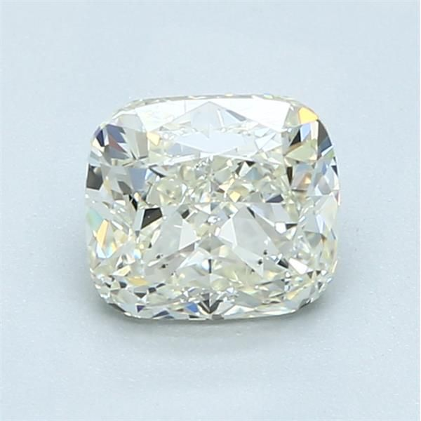 1.20 Carat Cushion Loose Diamond, M, VS2, Excellent, GIA Certified