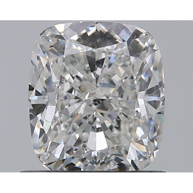 0.90 Carat Cushion Loose Diamond, G, SI2, Excellent, GIA Certified