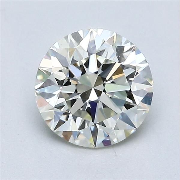 1.25 Carat Round Loose Diamond, L, IF, Super Ideal, GIA Certified