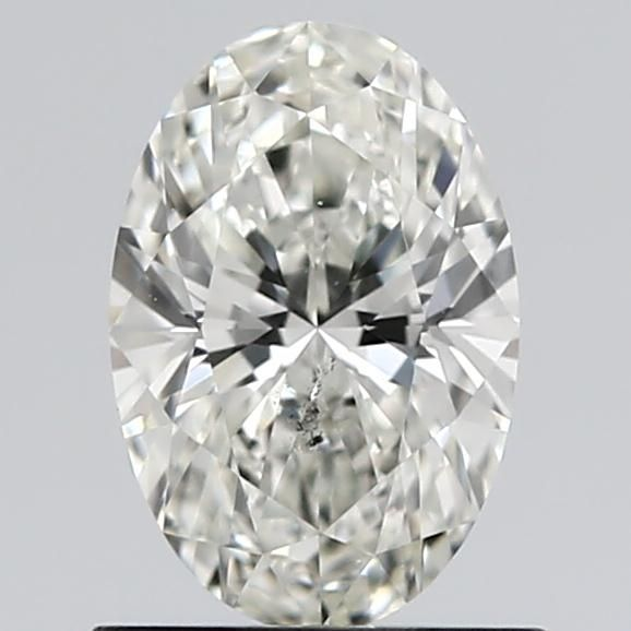 1.01 Carat Oval Loose Diamond, J, SI1, Excellent, GIA Certified