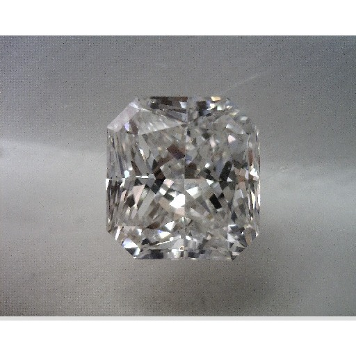 1.00 Carat Radiant Loose Diamond, E, VS2, Super Ideal, EGL Certified