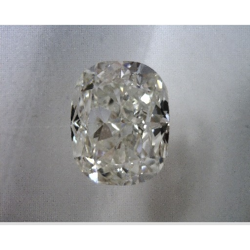 1.02 Carat Cushion Loose Diamond, J, VVS2, Ideal, EGL Certified