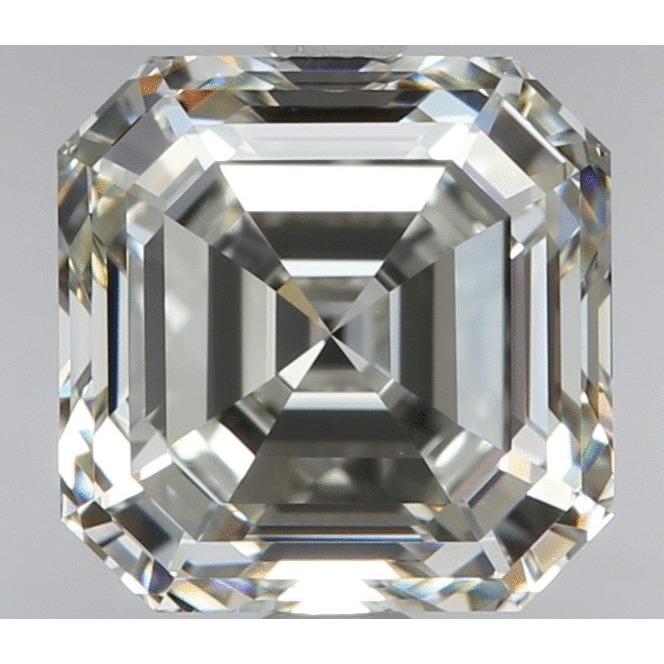 1.70 Carat Asscher Loose Diamond, G, VVS2, Super Ideal, EGL Certified