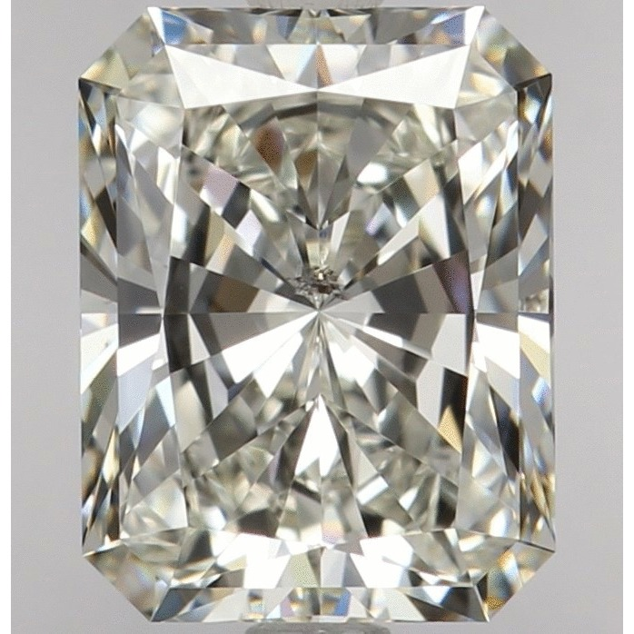 1.70 Carat Radiant Loose Diamond, H, SI1, Super Ideal, EGL Certified | Thumbnail