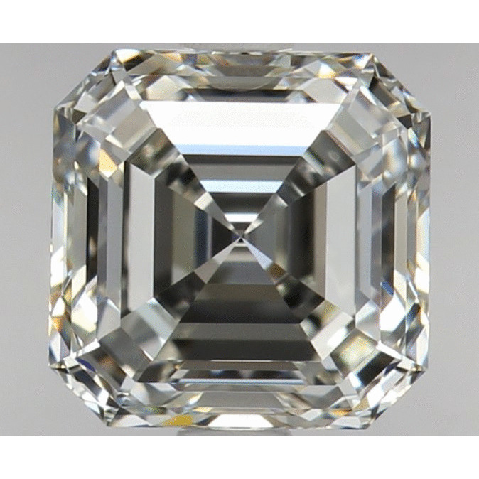1.51 Carat Asscher Loose Diamond, G, VVS1, Super Ideal, EGL Certified