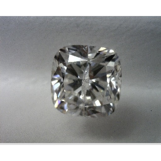 1.01 Carat Cushion Loose Diamond, H, SI3, Excellent, EGL Certified