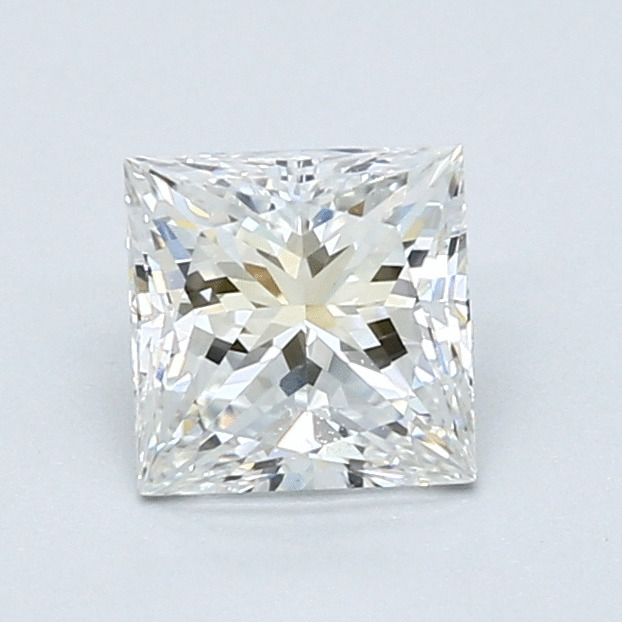 1.02 Carat Princess Loose Diamond, F, VVS1, Ideal, GIA Certified