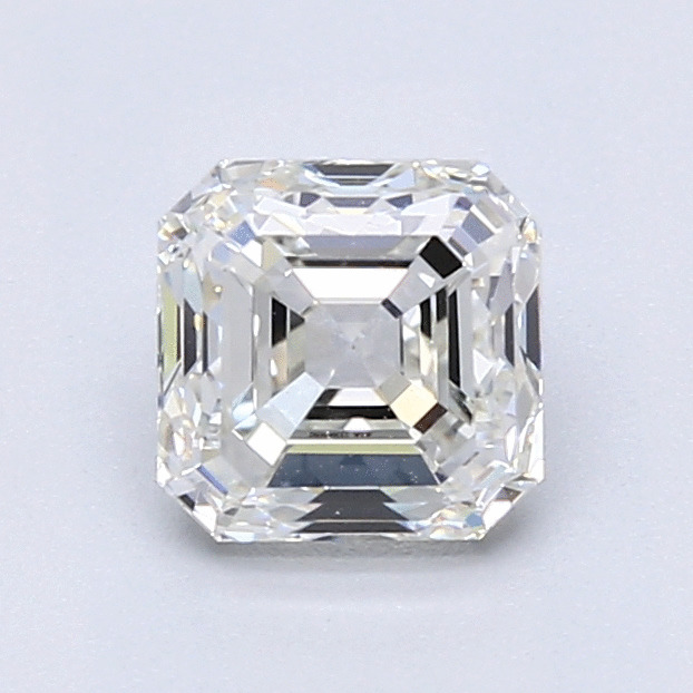 1.20 Carat Asscher Loose Diamond, I, VS1, Super Ideal, GIA Certified