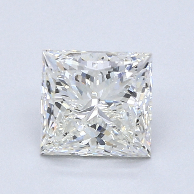 1.29 Carat Princess Loose Diamond, I, SI1, Super Ideal, GIA Certified | Thumbnail