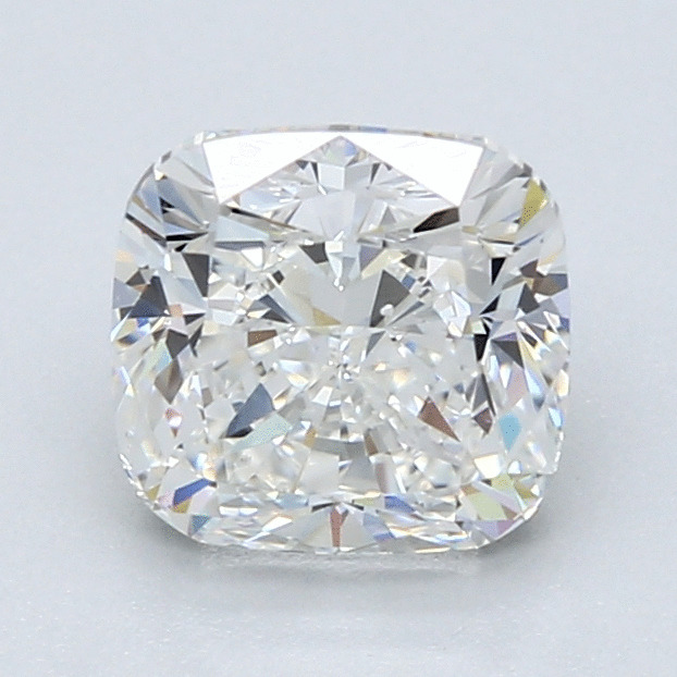 2.04 Carat Cushion Loose Diamond, E, SI1, Excellent, GIA Certified
