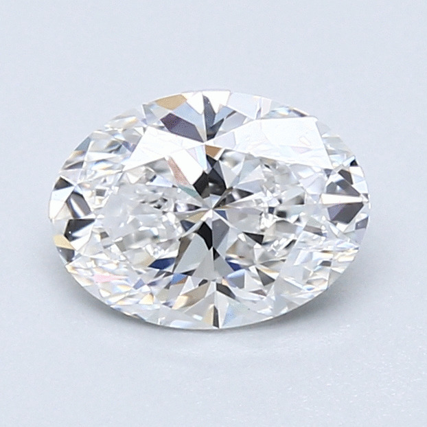 1.01 Carat Oval Loose Diamond, D, VS2, Super Ideal, GIA Certified | Thumbnail