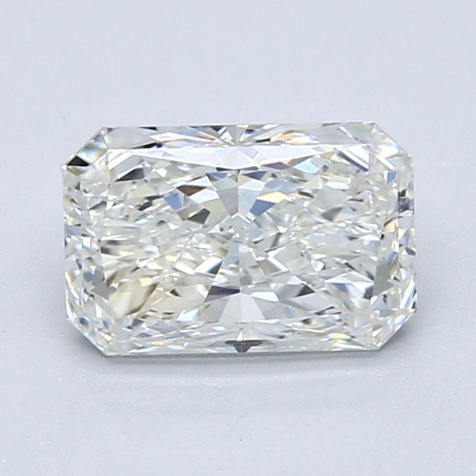 1.52 Carat Radiant Loose Diamond, H, VS2, Super Ideal, GIA Certified