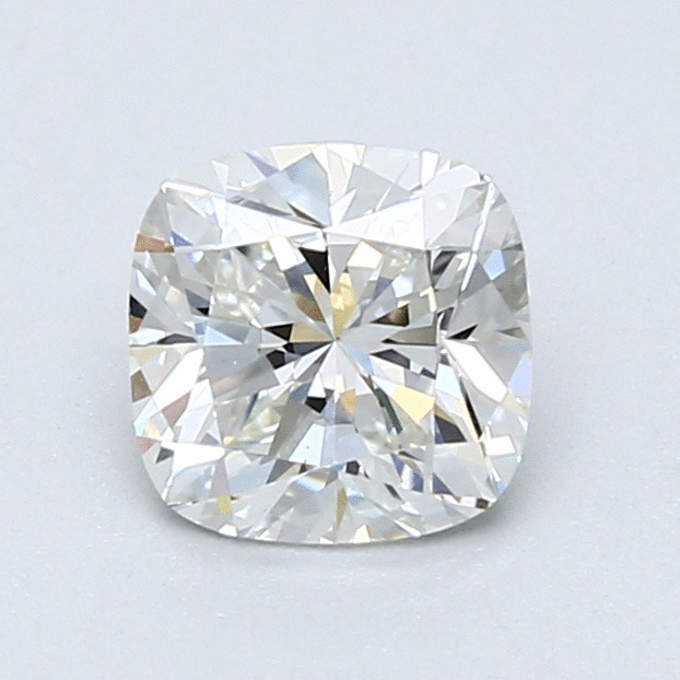 1.01 Carat Cushion Loose Diamond, H, VS1, Super Ideal, GIA Certified