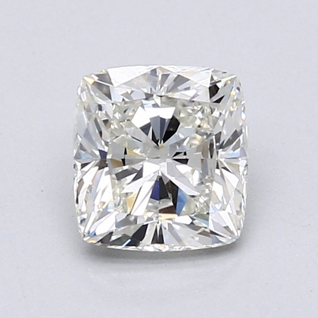 1.01 Carat Cushion Loose Diamond, I, VS1, Ideal, GIA Certified