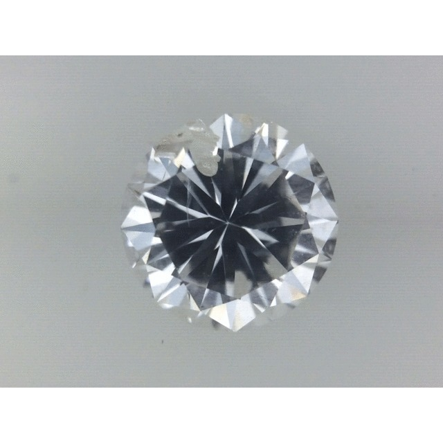 0.86 Carat Round Loose Diamond, E, SI3, Very Good, EGL Certified